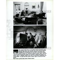 1994 Press Photo Discovery Channel miniseries Watergate - RRW19297