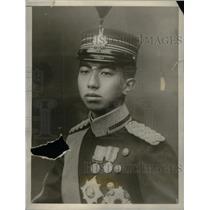 1926 Press Photo Crown Prince Hirohito - RRX46893