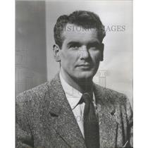 "1953 Press Photo Robert Rockwell ""Mr. Boyton"" - RSC44355"
