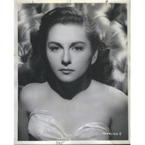 Press Photo Joan Lorring Actress Corn Green - RSC95991