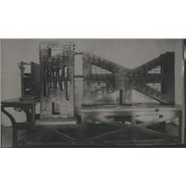 1929 Press Photo Tide-predicting Machine - RSC87095