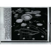 1966 Press Photo Spanish China Golden Chains Treasures - RRX55947
