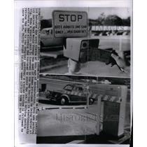 1956 Press Photo Automation - RRX58711