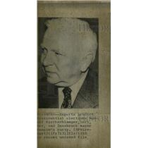 1974 Press Photo Alois Lugger Austrian Politician - RRW80839