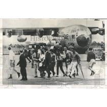 1964 Press Photo Belgian Hostage Stanleyville - RRX80971