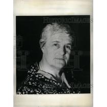 1932 Press Photo Catherine Stewart Sir Thomas Lipton - RRX47983