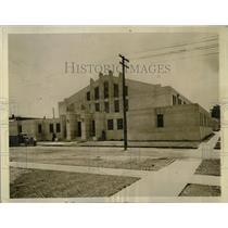 1939 Press Photo National Guard Armory Champaign - RRW61221