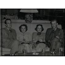 1939 Press Photo Colorado Students Luxford Rice Lynch - RRW83645