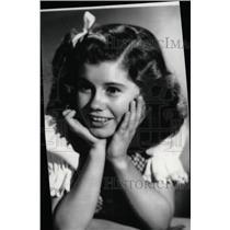 1940 Press Photo Betty Brewer actress - RRW97283