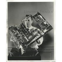 1971 Press Photo Radio Corporation Of America - RRW51757