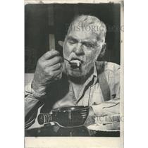 1954 Press Photo Birmingham Police Andy Mancey Jasper - RRW29203