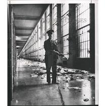 1953 Press Photo Carl Johnson Minnesota State prison US - RRX89647