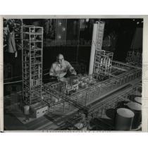 1958 Press Photo U S Army Chemical Manufacturing Corps - RRW61029