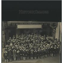1928 Press Photo Denver Post Orphan Asylums Brilliant - RRX82149