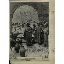 1918 Press Photo Cana Marriage series DMastrienni scene - RRX72821