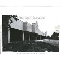 1990 Press Photo New Parkway Plaza in Hazel Park, Michi