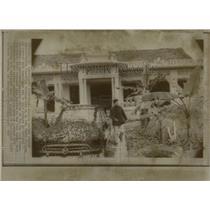 1967 Press Photo Harrison E. Salisbury Visit North Viet