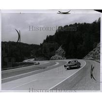 1946 Press Photo U S Highway Travel Roads Chicago - RRW92179