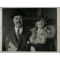 1935 Press Photo Italian Liner SS Aturnia Geddes - RRW08455