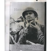 1958 Press Photo Major General William C. Westmorland - RRU67455
