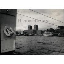 1940 Press Photo Ships sailing - RRX78411