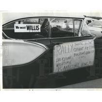 1965 Press Photo Car Belonging Robert Dubiel - RSC46777