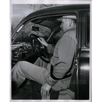 1951 Press Photo Lt. Edwin Grueberof Nebraska Safety Pa - RRW94309