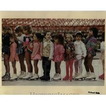 1992 Press Photo Ice Capades - RRW64257