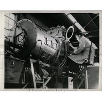 1954 Press Photo Westinghouse Electric Corporation - RRX66959