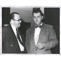 1952 Press Photo Judge Skillman's Court Detroit
