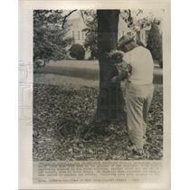 1963 Press Photo Blasts Louisiana State Capitol LSU - RRX88197