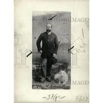 1935 Press Photo King Edward Of Great Britain - RRW72975