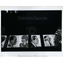 1990 Press Photo London Chop House Restaurant
