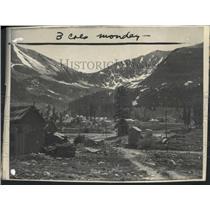 1940 Press Photo Colorado Wins Ideal Location Dust Free - RRX95451