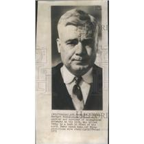 1951 Press Photo Police Herbert Noble. - RSC59003