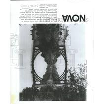 Undated Press Photo Iron Bridge Telford England - RRX92599