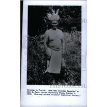 "1969 Press Photo Geronimo Book ""The Geronimo Campaign"" - RRX48053"