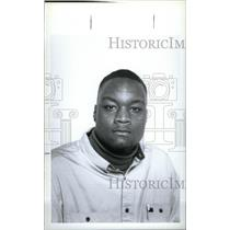 Press Photo James Sheely Martin Luther King High School - RRX39889