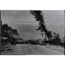 1947 Press Photo West Palm Beach Storm Evacuation - RRW70339