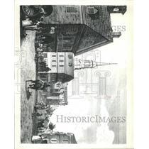 1960 Press Photo Philadelphia's Second Street - RRX93817