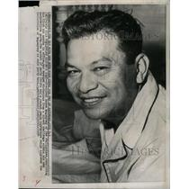 1954 Press Photo Ramon Magsaysay Philippines - RRX64299