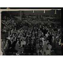 1938 Press Photo Colorado Democrats issues men select - RRX63165