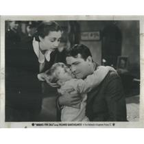 1933 Press Photo Heroes for Sale film Richard Barthelmess - RSC99317