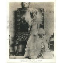 1933 Press Photo Anna Neagle Noel Coward Bitter Sweet - RSC59331