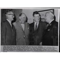 1960 Press Photo American Newspaper Publishers Associat - RRW06077