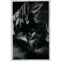 1970 Press Photo Indian Native Husky Yellowhair - RRX65851