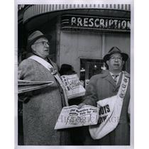 1959 Press Photo Edwin Morgan and H. H. Foden