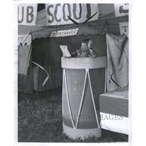 1960 Press Photo Boy Scout Organization - RRW33217