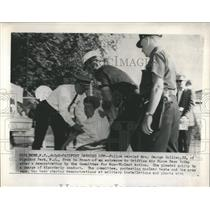 Press Photo George Collier Demonstration Air Force Base - RRW53013