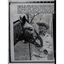 1969 Press Photo Gerald Rector Heart transplant patient - RRW72773